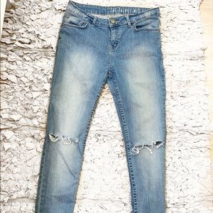 Cotton On Full Length Skinny High Rise Jeans